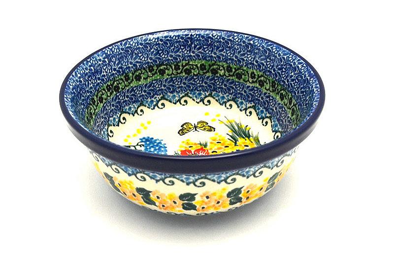 Ceramika Artystyczna Polish Pottery Bowl - Soup and Salad - Unikat Signature - U4592 209-U4592 (Ceramika Artystyczna)