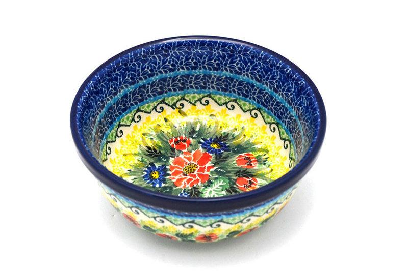 Ceramika Artystyczna Polish Pottery Bowl - Soup and Salad - Unikat Signature - U4610 209-U4610 (Ceramika Artystyczna)