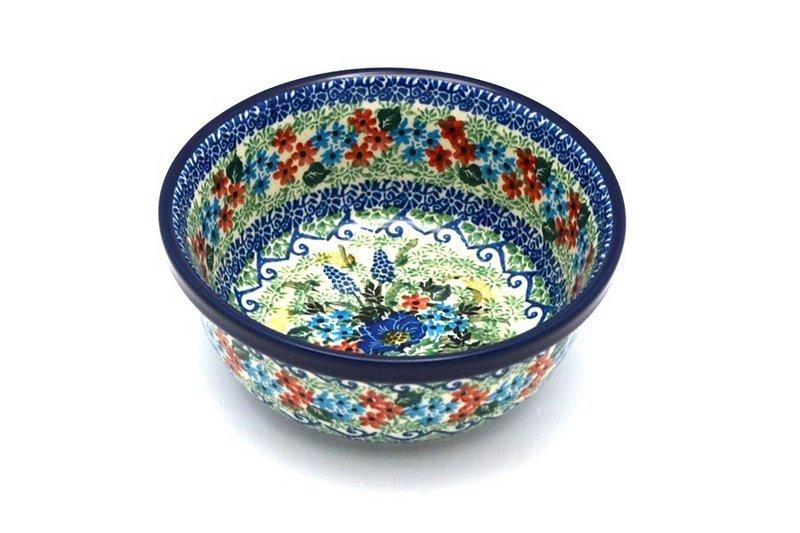 Ceramika Artystyczna Polish Pottery Bowl - Soup and Salad - Unikat Signature - U4695 209-U4695 (Ceramika Artystyczna)