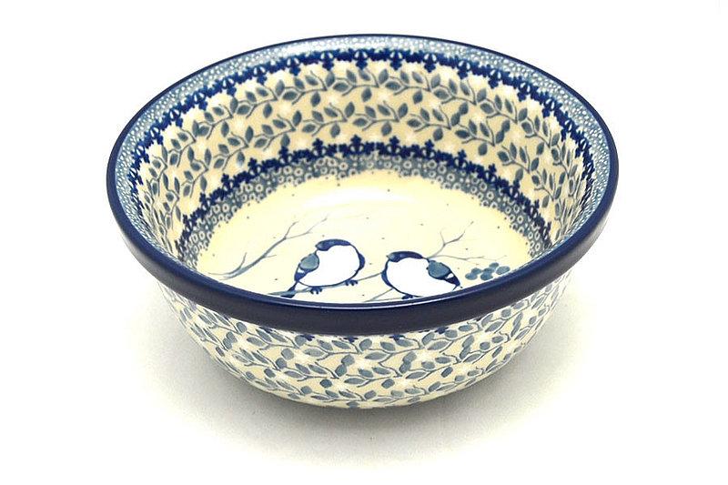 Ceramika Artystyczna Polish Pottery Bowl - Soup and Salad - Unikat Signature - U4830 209-U4830 (Ceramika Artystyczna)