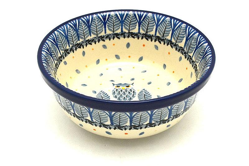 Ceramika Artystyczna Polish Pottery Bowl - Soup and Salad - Unikat Signature - U4873 209-U4873 (Ceramika Artystyczna)