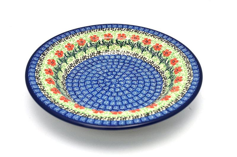 Ceramika Artystyczna Polish Pottery Bowl - Soup/Pasta - Maraschino 014-1916a (Ceramika Artystyczna)