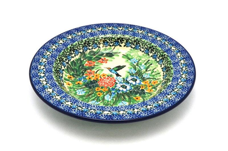 Ceramika Artystyczna Polish Pottery Bowl - Soup/Pasta - Unikat Signature - U3271 014-U3271 (Ceramika Artystyczna)