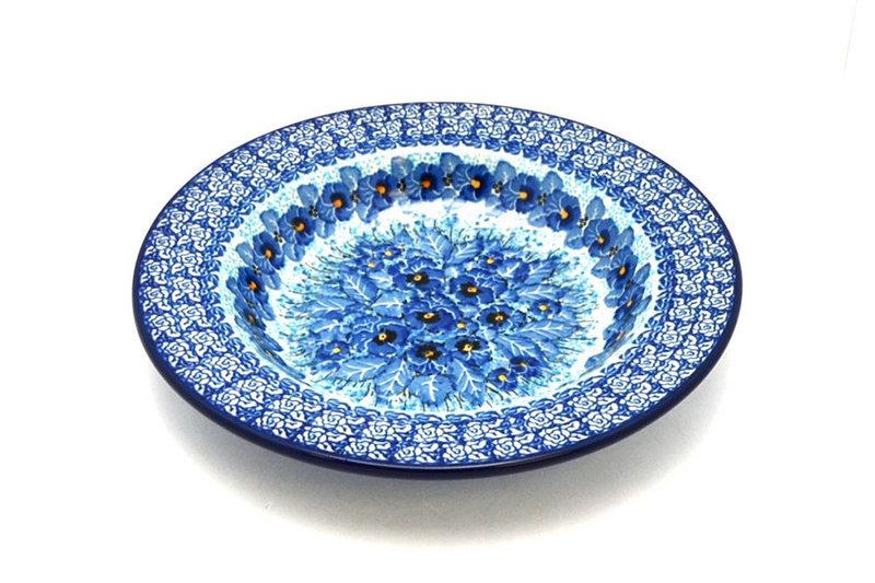 Ceramika Artystyczna Polish Pottery Bowl - Soup/Pasta - Unikat Signature - U3639 014-U3639 (Ceramika Artystyczna)