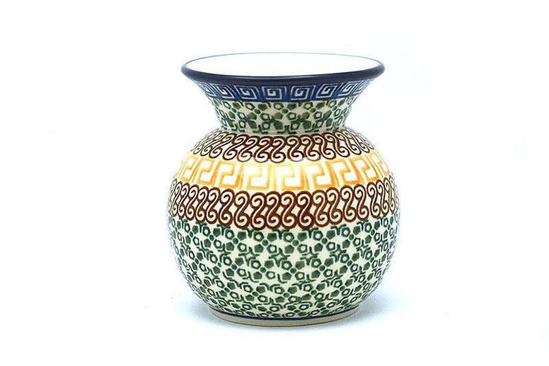 Ceramika Artystyczna Polish Pottery Bubble Vase - Autumn 048-050a (Ceramika Artystyczna)