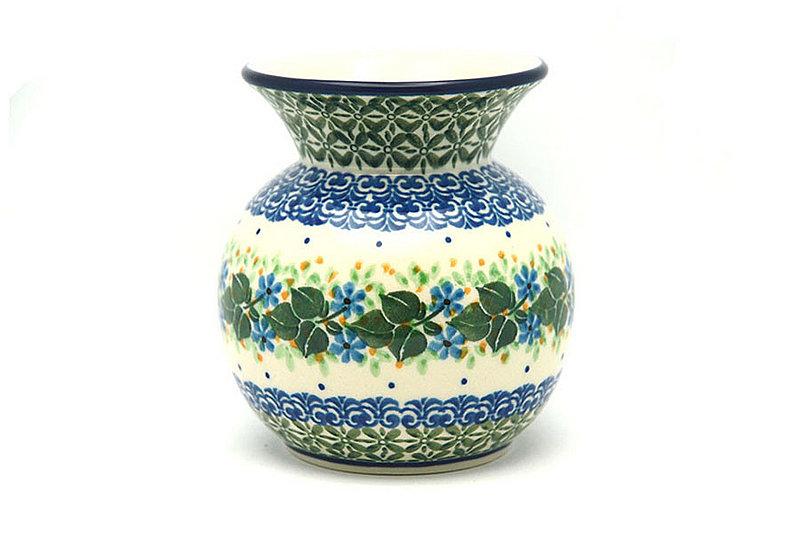Ceramika Artystyczna Polish Pottery Bubble Vase - Ivy Trail 048-1898a (Ceramika Artystyczna)