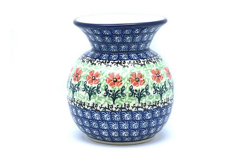 Ceramika Artystyczna Polish Pottery Bubble Vase - Maraschino 048-1916a (Ceramika Artystyczna)