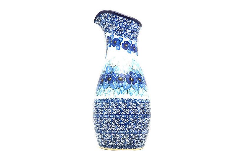 Polish Pottery Carafe - 2 1/2 pint - Unikat Signature - U3639