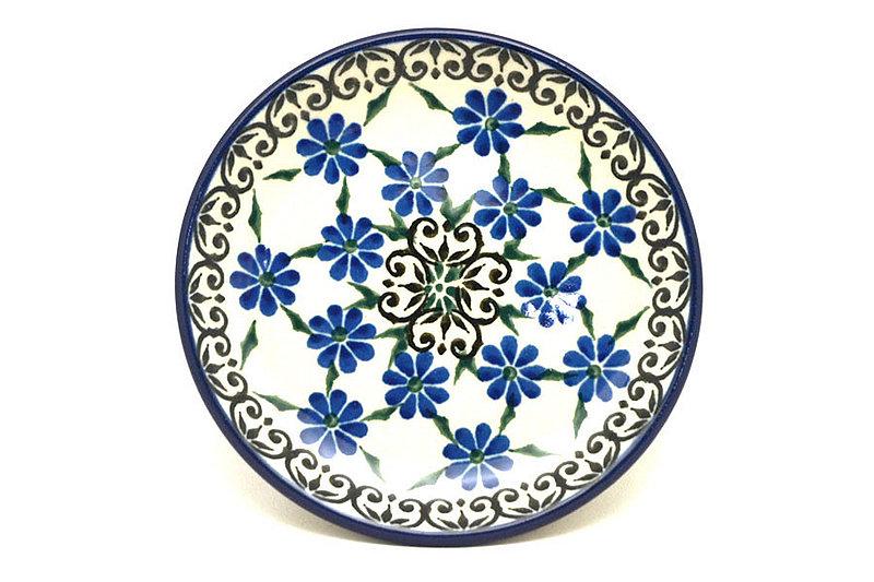 Ceramika Artystyczna Polish Pottery Coaster - Cottage Charm 262-1491a (Ceramika Artystyczna)