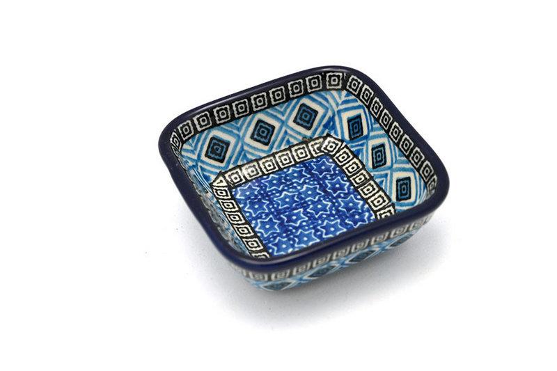 Ceramika Artystyczna Polish Pottery Dish - Food Prep - Aztec Sky 656-1917a (Ceramika Artystyczna)