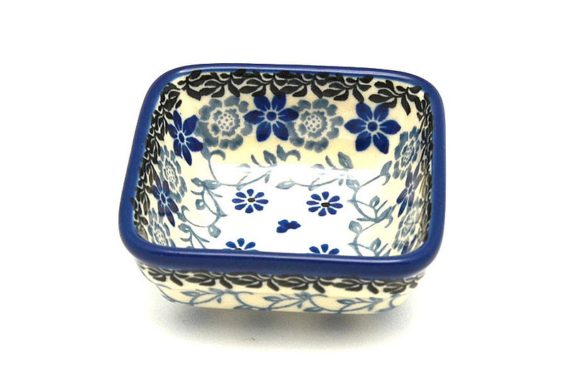 Ceramika Artystyczna Polish Pottery Dish - Food Prep - Silver Lace 656-2158a (Ceramika Artystyczna)