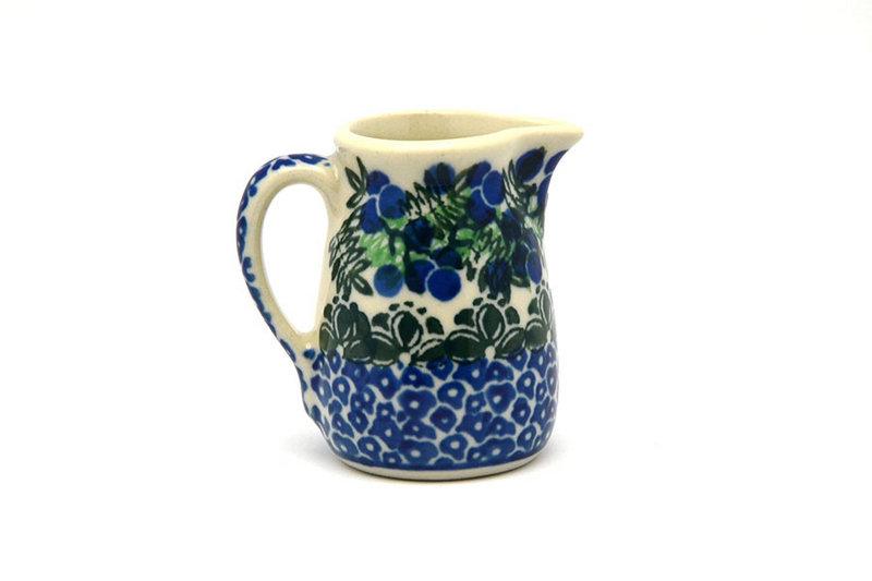 Ceramika Artystyczna Polish Pottery Miniature Pitcher - Huckleberry 315-1413a (Ceramika Artystyczna)