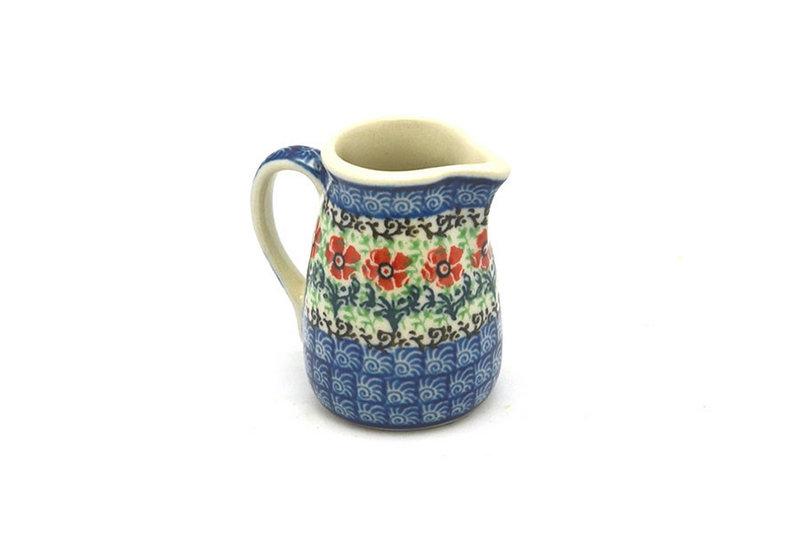 Ceramika Artystyczna Polish Pottery Miniature Pitcher - Maraschino 315-1916a (Ceramika Artystyczna)