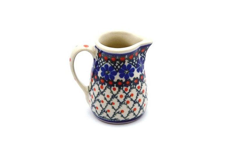 Ceramika Artystyczna Polish Pottery Miniature Pitcher - Primrose 315-854a (Ceramika Artystyczna)