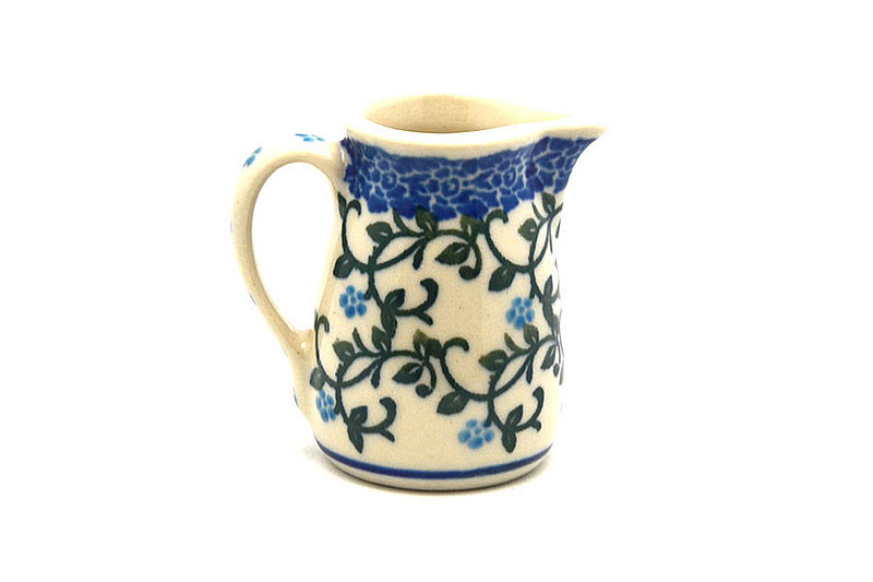 Ceramika Artystyczna Polish Pottery Miniature Pitcher - Terrace Vines 315-1822a (Ceramika Artystyczna)