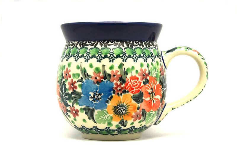 Ceramika Artystyczna Polish Pottery Mug - 11 oz. Bubble - Unikat Signature U3347 070-U3347 (Ceramika Artystyczna)
