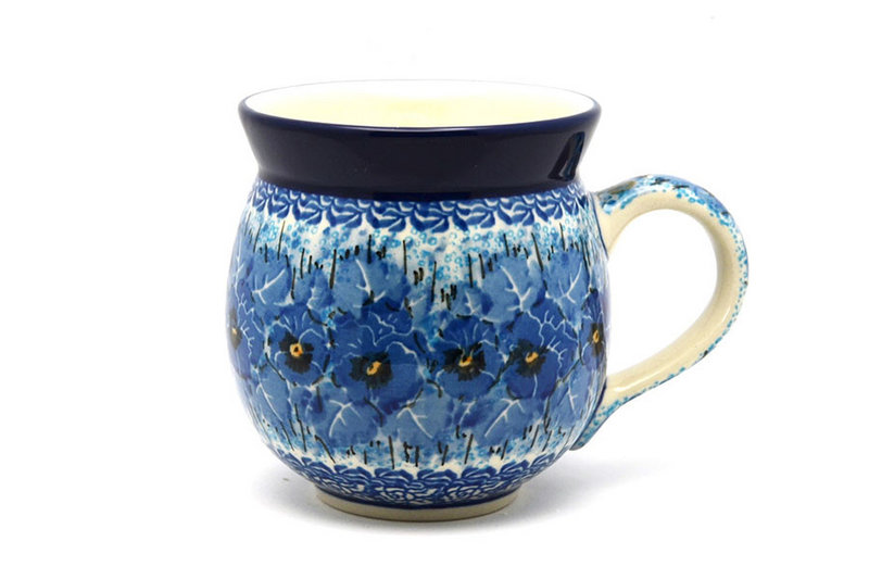 Ceramika Artystyczna Polish Pottery Mug - 11 oz. Bubble - Unikat Signature U3639 070-U3639 (Ceramika Artystyczna)