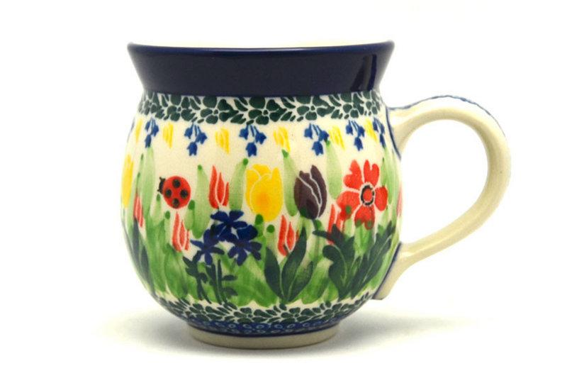 Ceramika Artystyczna Polish Pottery Mug - 11 oz. Bubble - Unikat Signature U3787 070-U3787 (Ceramika Artystyczna)