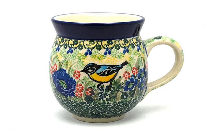 Ceramika Artystyczna Polish Pottery Mug - 11 oz. Bubble - Unikat Signature U4419 070-U4419 (Ceramika Artystyczna)