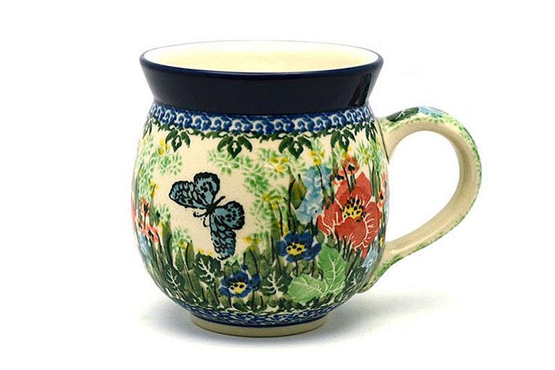 Ceramika Artystyczna Polish Pottery Mug - 11 oz. Bubble - Unikat Signature U4553 070-U4553 (Ceramika Artystyczna)