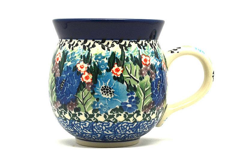 Ceramika Artystyczna Polish Pottery Mug - 11 oz. Bubble - Unikat Signature U4572 070-U4572 (Ceramika Artystyczna)