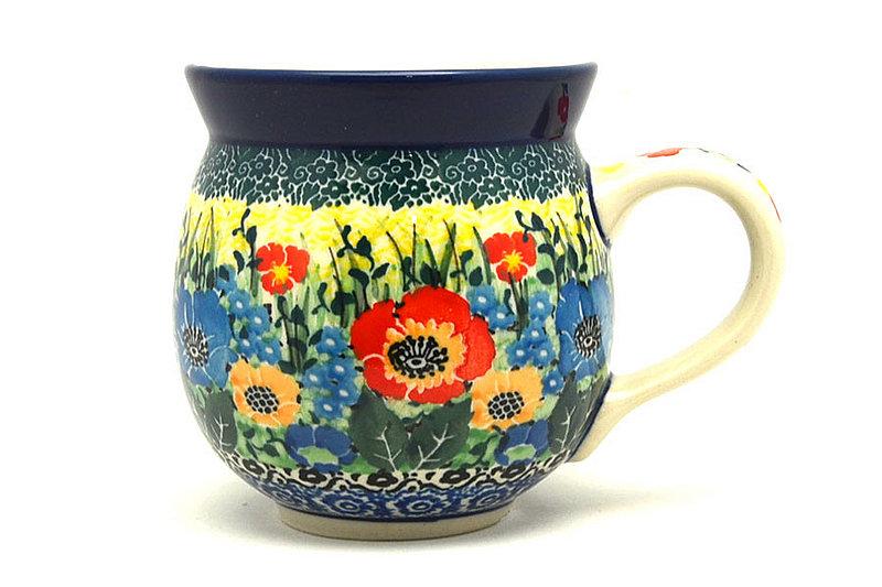 Ceramika Artystyczna Polish Pottery Mug - 11 oz. Bubble - Unikat Signature U4578 070-U4578 (Ceramika Artystyczna)