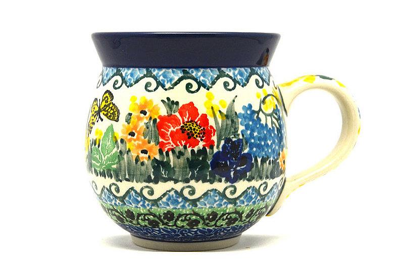 Ceramika Artystyczna Polish Pottery Mug - 11 oz. Bubble - Unikat Signature U4592 070-U4592 (Ceramika Artystyczna)