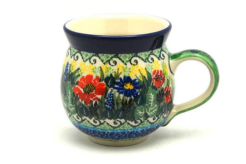 Ceramika Artystyczna Polish Pottery Mug - 11 oz. Bubble - Unikat Signature U4610 070-U4610 (Ceramika Artystyczna)