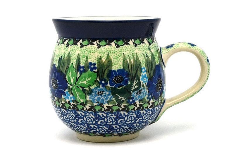 Ceramika Artystyczna Polish Pottery Mug - 11 oz. Bubble - Unikat Signature U4629 070-U4629 (Ceramika Artystyczna)