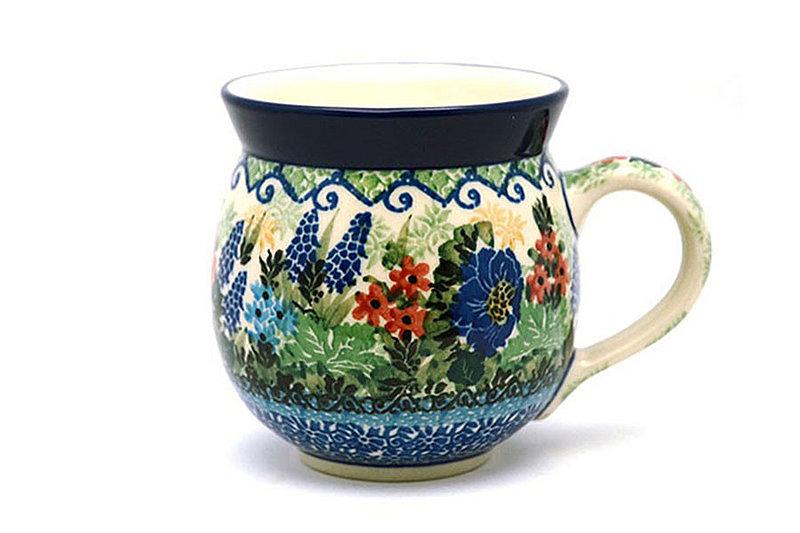 Ceramika Artystyczna Polish Pottery Mug - 11 oz. Bubble - Unikat Signature U4695 070-U4695 (Ceramika Artystyczna)
