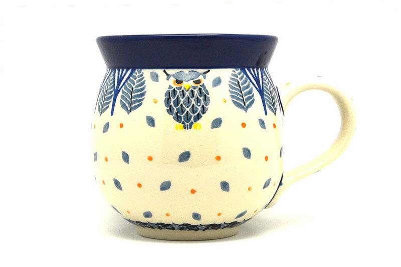 Ceramika Artystyczna Polish Pottery Mug - 11 oz. Bubble - Unikat Signature U4873 070-U4873 (Ceramika Artystyczna)