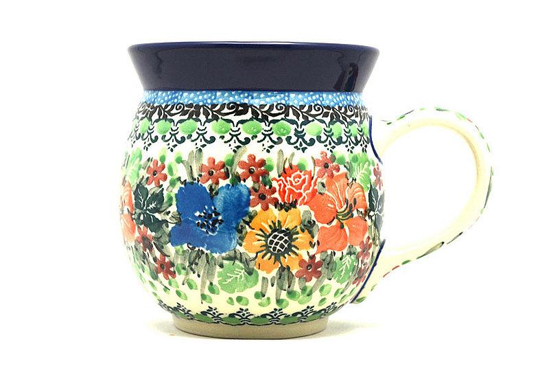 Ceramika Artystyczna Polish Pottery Mug - 15 oz. Bubble - Unikat Signature U3347 073-U3347 (Ceramika Artystyczna)