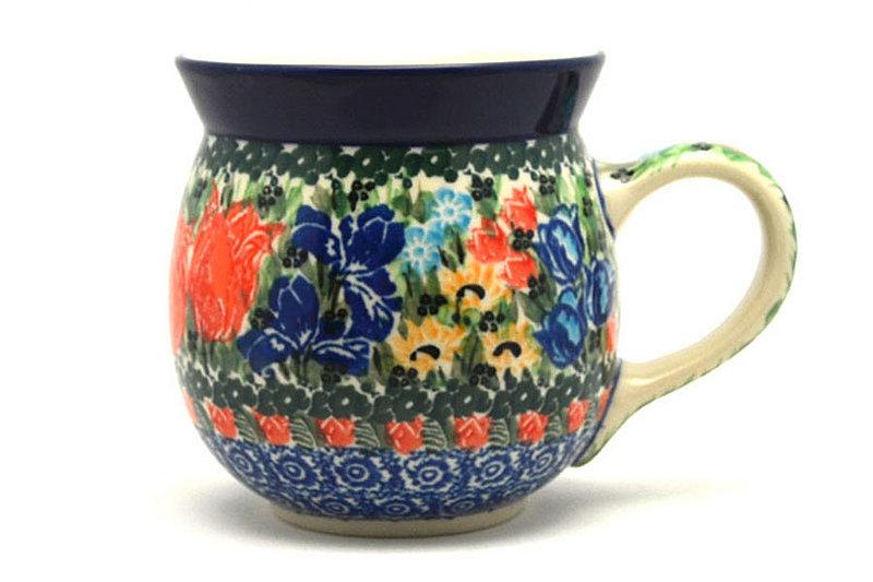 Ceramika Artystyczna Polish Pottery Mug - 15 oz. Bubble - Unikat Signature U3516 073-U3516 (Ceramika Artystyczna)