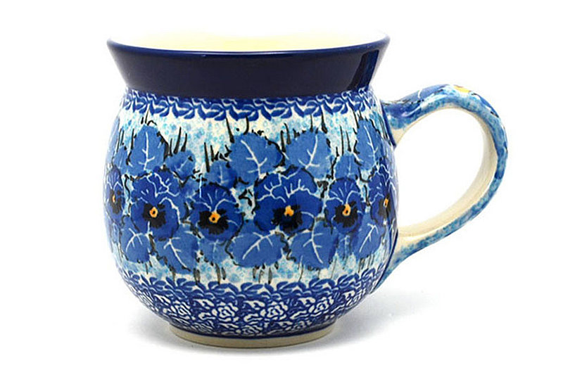 Ceramika Artystyczna Polish Pottery Mug - 15 oz. Bubble - Unikat Signature U3639 073-U3639 (Ceramika Artystyczna)