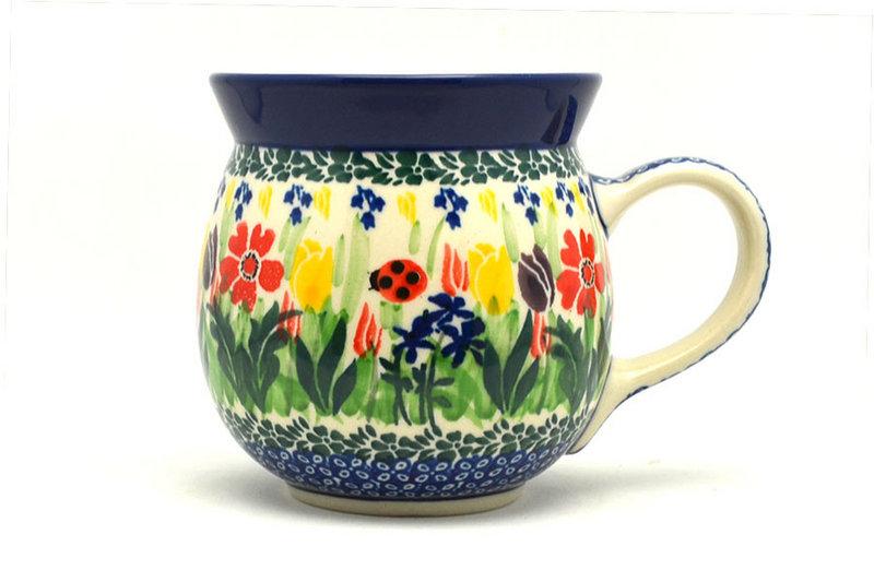 Ceramika Artystyczna Polish Pottery Mug - 15 oz. Bubble - Unikat Signature U3787 073-U3787 (Ceramika Artystyczna)