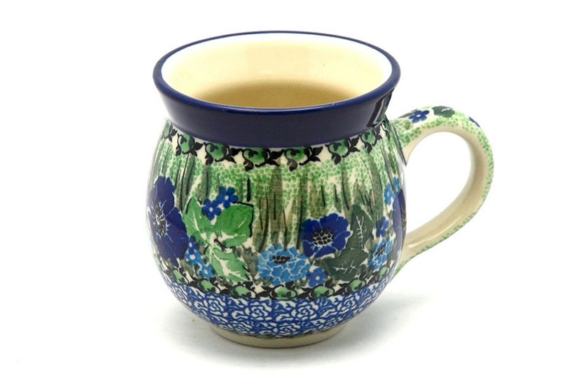 Ceramika Artystyczna Polish Pottery Mug - 15 oz. Bubble - Unikat Signature U4629 073-U4629 (Ceramika Artystyczna)