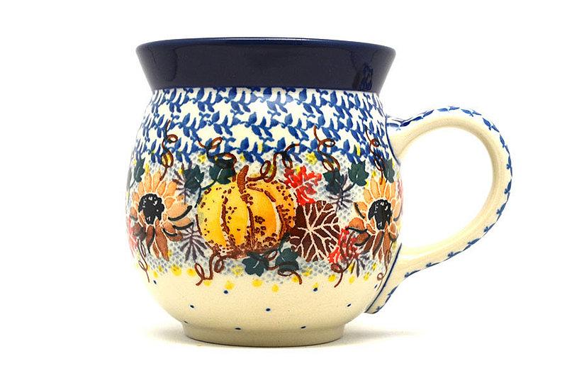 Ceramika Artystyczna Polish Pottery Mug - 15 oz. Bubble - Unikat Signature U4741 073-U4741 (Ceramika Artystyczna)