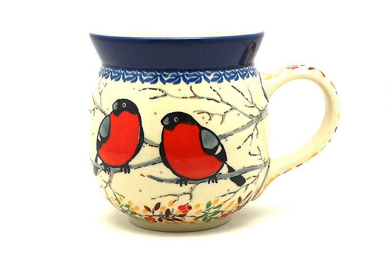 Ceramika Artystyczna Polish Pottery Mug - 15 oz. Bubble - Unikat Signature U4908 073-U4908 (Ceramika Artystyczna)