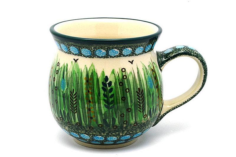 Ceramika Artystyczna Polish Pottery Mug - 15 oz. Bubble - Unikat Signature U803 073-U0803 (Ceramika Artystyczna)