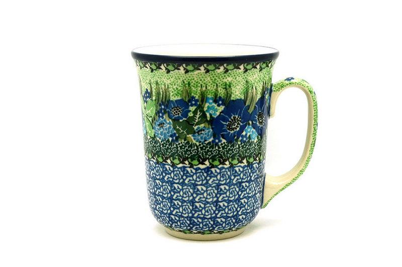 Ceramika Artystyczna Polish Pottery Mug - 16 oz. Bistro - Unikat Signature U4629 812-U4629 (Ceramika Artystyczna)