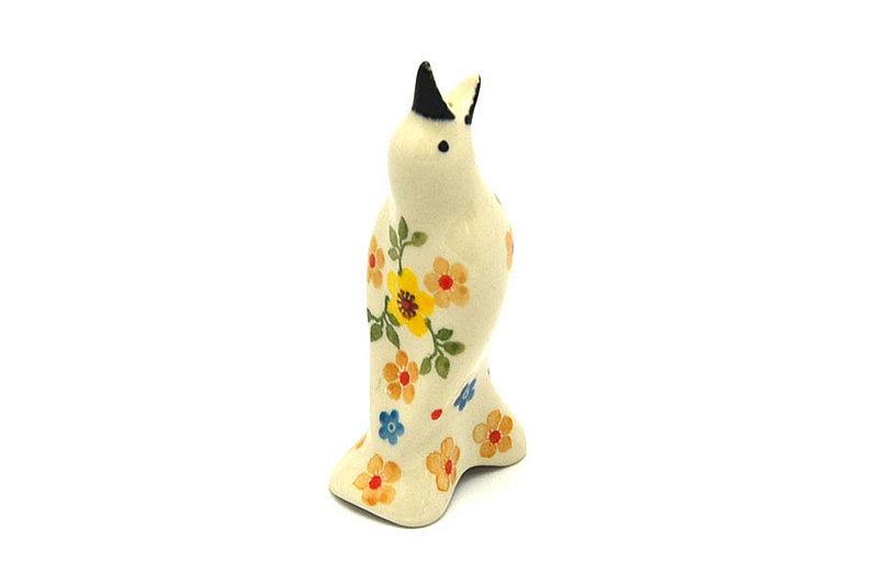 Ceramika Artystyczna Polish Pottery Pie Bird - Buttercup C14-2225a (Ceramika Artystyczna)