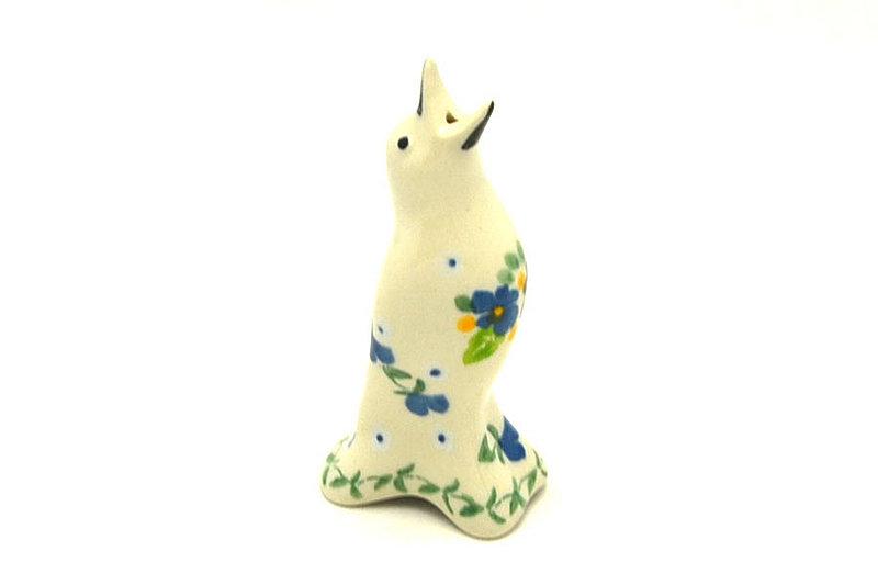 Ceramika Artystyczna Polish Pottery Pie Bird - Plum Luck C14-2509a (Ceramika Artystyczna)
