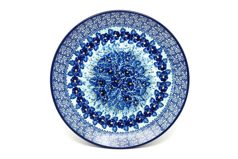 "Ceramika Artystyczna Polish Pottery Plate - 10"" Dinner - Unikat Signature - U3639 257-U3639 (Ceramika Artystyczna)"