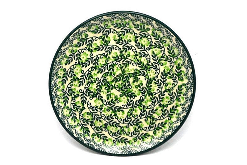 "Ceramika Artystyczna Polish Pottery Plate - Bread & Butter (6 1/4"") - Irish Meadow 261-1888q (Ceramika Artystyczna)"