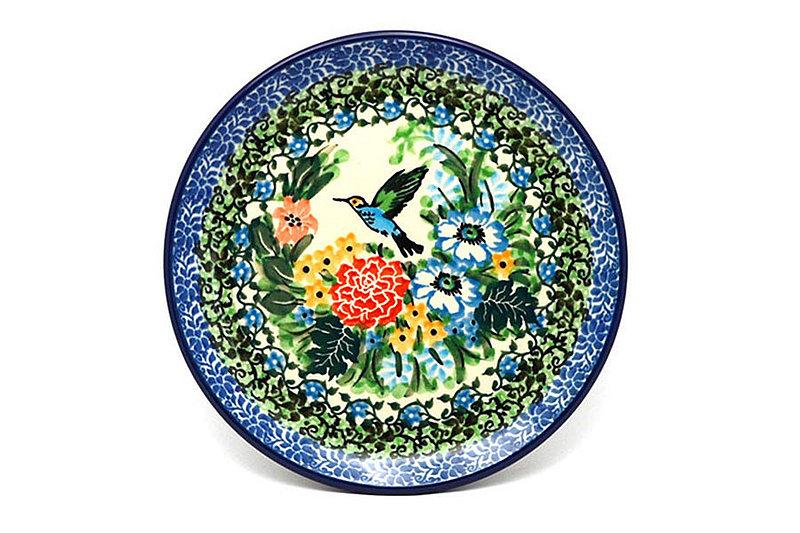 "Ceramika Artystyczna Polish Pottery Plate - Bread & Butter (6 1/4"") - Unikat Signature - U3271 261-U3271 (Ceramika Artystyczna)"