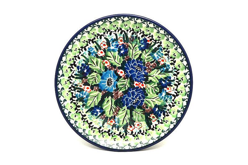 "Ceramika Artystyczna Polish Pottery Plate - Bread & Butter (6 1/4"") - Unikat Signature - U4572 261-U4572 (Ceramika Artystyczna)"