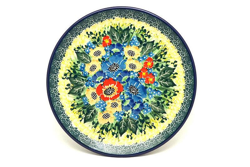 "Ceramika Artystyczna Polish Pottery Plate - Bread & Butter (6 1/4"") - Unikat Signature - U4578 261-U4578 (Ceramika Artystyczna)"