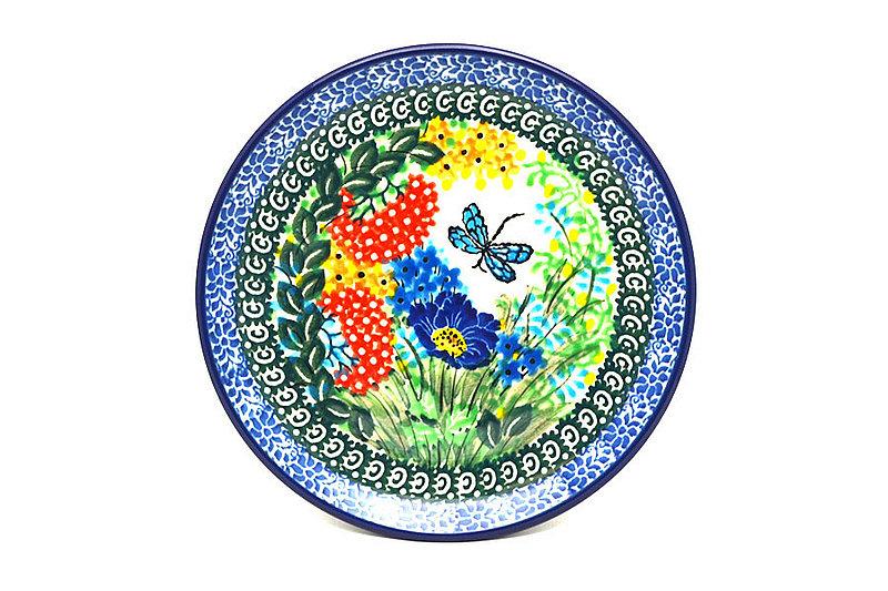 "Ceramika Artystyczna Polish Pottery Plate - Bread & Butter (6 1/4"") - Unikat Signature - U4612 261-U4612 (Ceramika Artystyczna)"