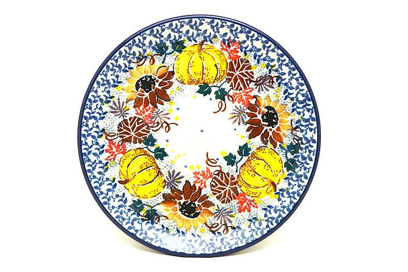 "Ceramika Artystyczna Polish Pottery Plate - Bread & Butter (6 1/4"") - Unikat Signature - U4741 261-U4741 (Ceramika Artystyczna)"
