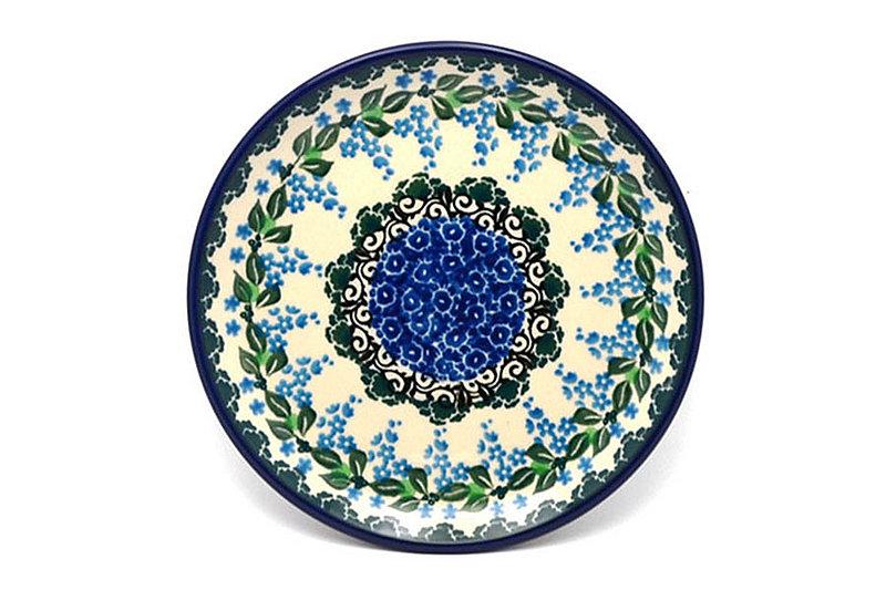 """Ceramika Artystyczna Polish Pottery Plate - Bread & Butter (6 1/4"""") - Wisteria 261-1473a (Ceramika Artystyczna)"""